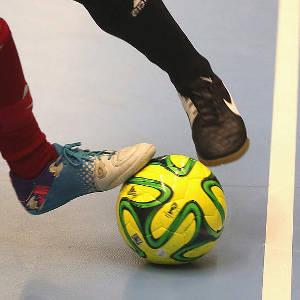 historia del balón de fútbol sala